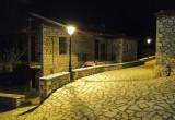 Νυχτερινή άποψη απο τους δρόμους του χωριού 2