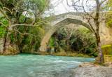 Παλιά γέφυρα στον Λούσιο ποταμό
