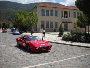 elliniko_6th Nafplio-Gortynia Historic Rally 2014